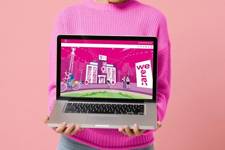 T-Mobile prezentuje raport odpowiedzialności biznesu w nowoczesnej odsłonie