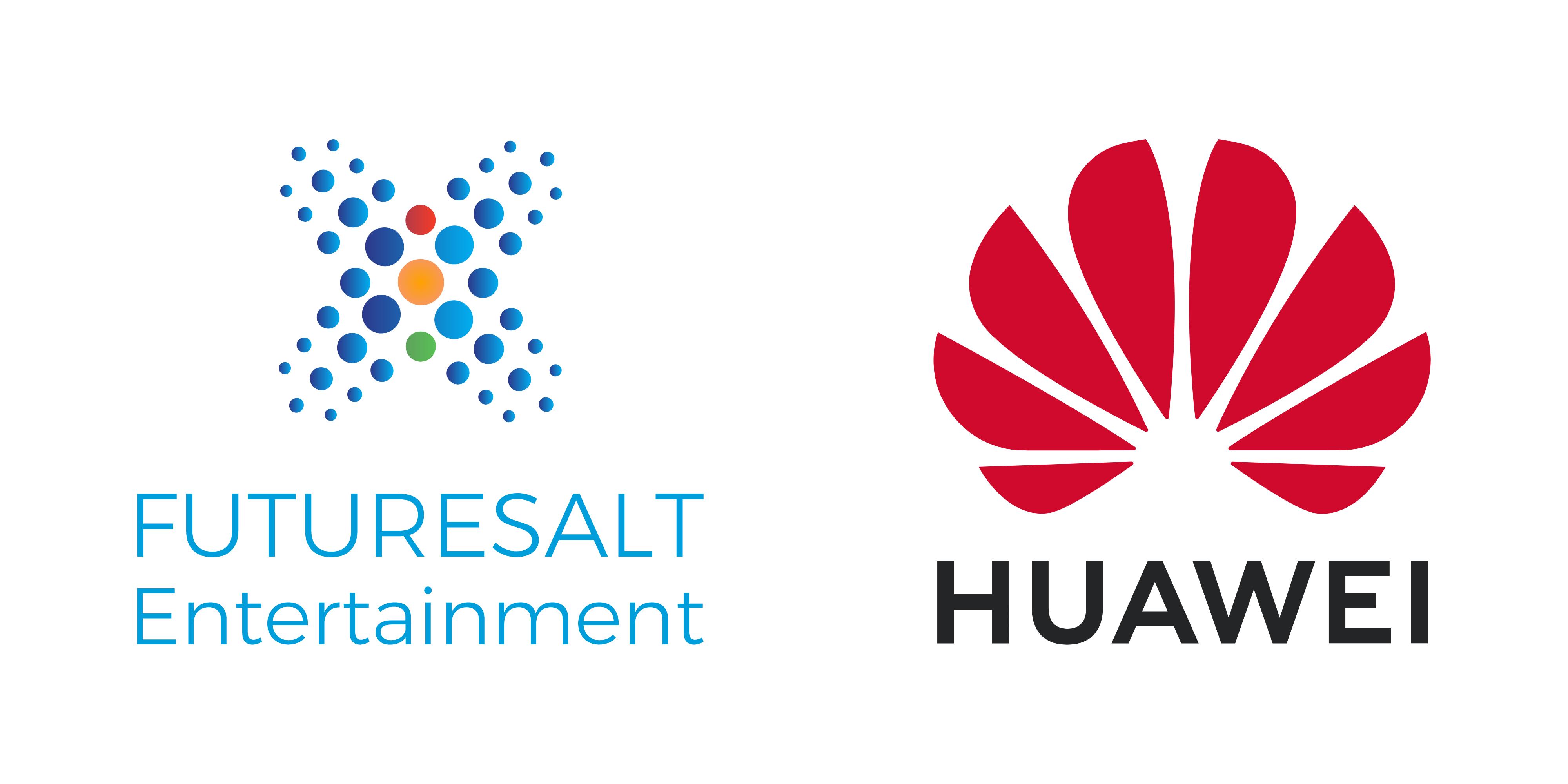 Futuresalt Entertainment partnerem Huawei