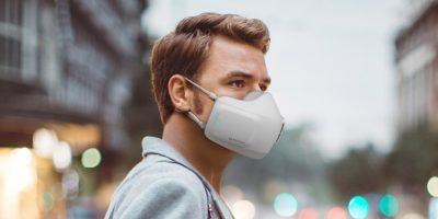 LG wprowadza rewolucyjny osobisty oczyszczacz powietrza PuriCare™ Wearable