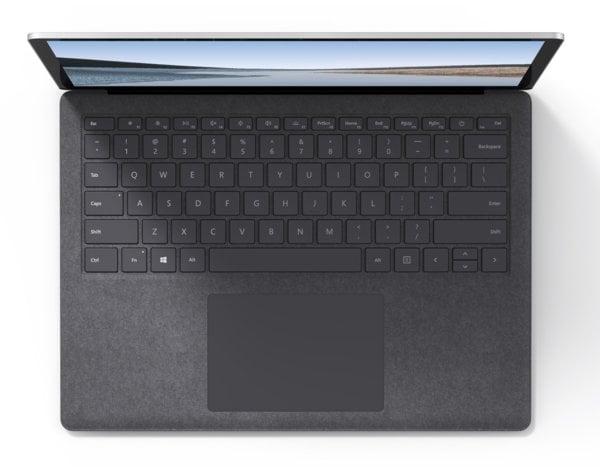 microsoft surface laptop 3 13 5 platynowy alcantara 4