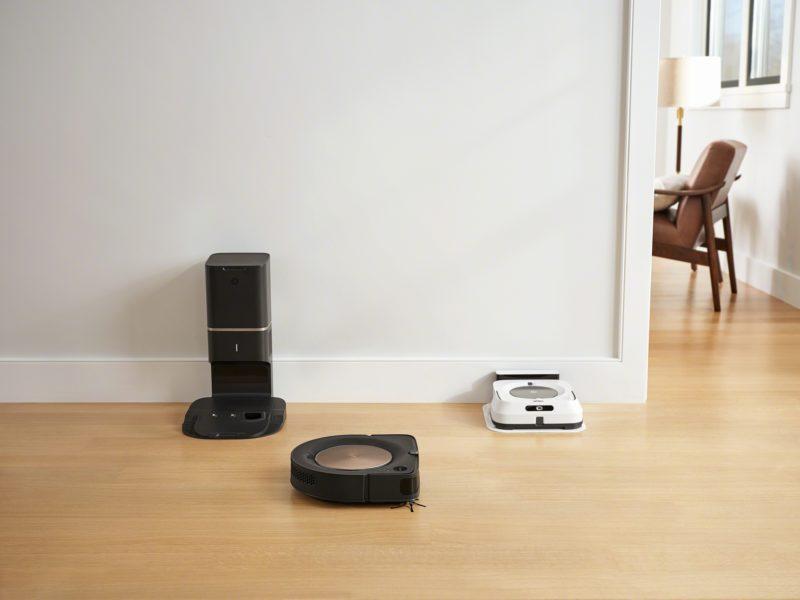 iRobot prezentuje personalizowane sugestie sprzątania wspierane przez system domowej inteligencji iRobot Genius