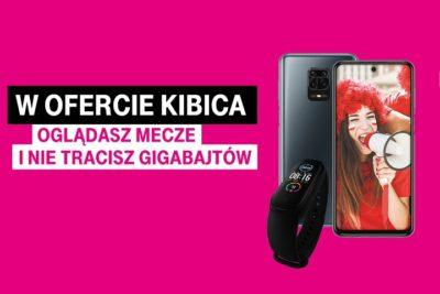 Oglądaj mecze i nie trać gigabajtów – startuje nowa oferta T-Mobile dla kibiców