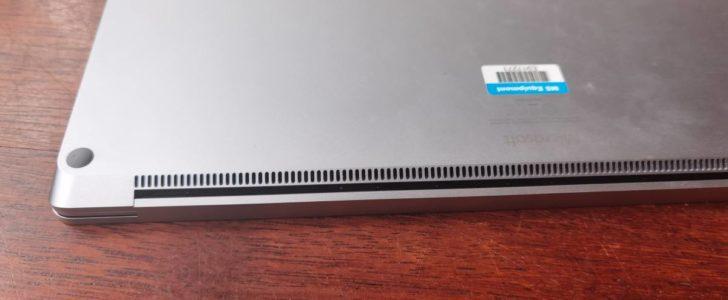 surface laptop 3 spod