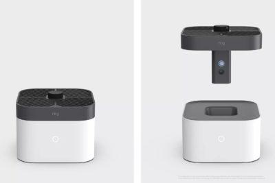 Firma Amazon zaprezentowała latającą kamerę do monitoringu dla domu
