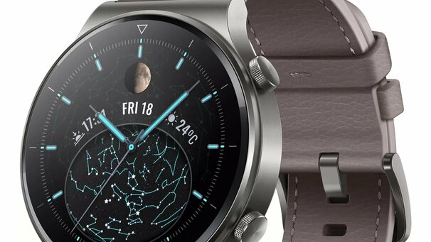 Inteligentny zegarek Huawei GT2 Pro - zdjęcia i cechy