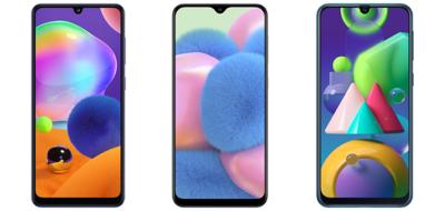 Galaxy A31, A30s, A20s i M21 w atrakcyjnych promocjach