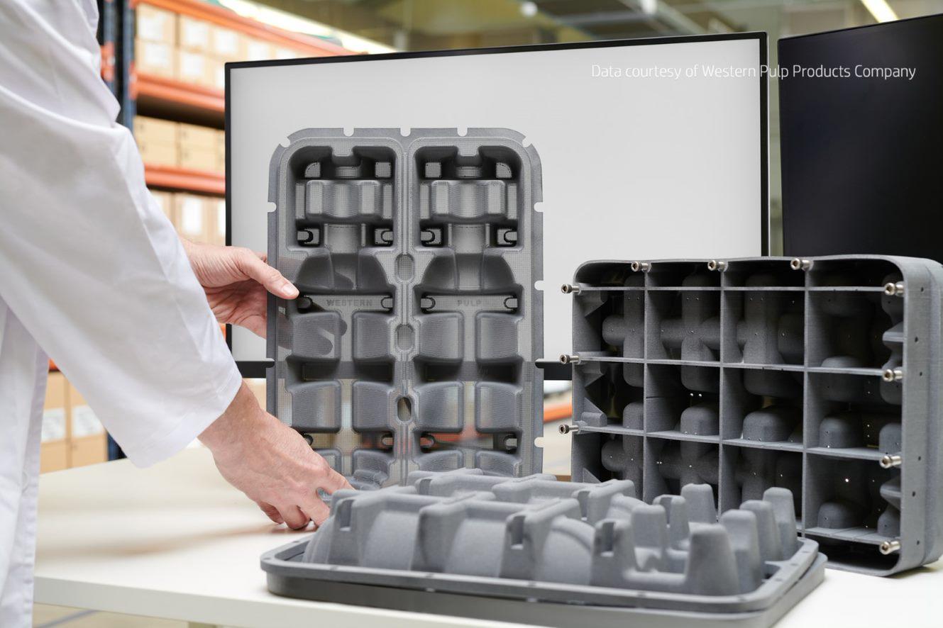 HP prezentuje nowe innowacyjne, ekologiczne rozwiązanie do pakowania i produkcji