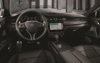 Maserati podpisuje globalną umowę z TomTom