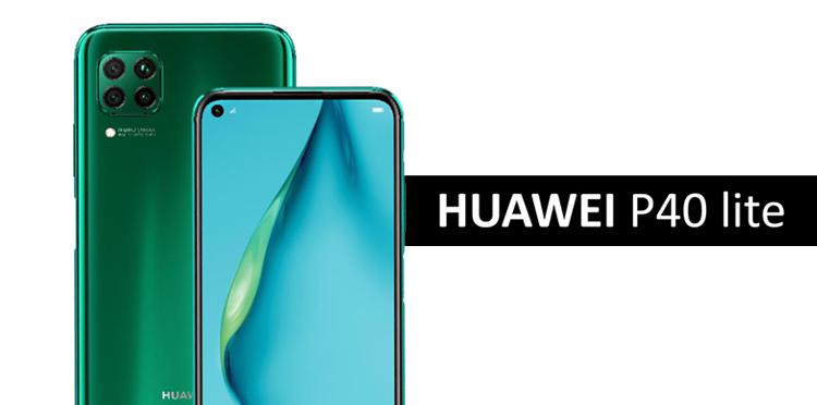 Tańszy Huawei P40 Lite w Ofercie Tygodnia