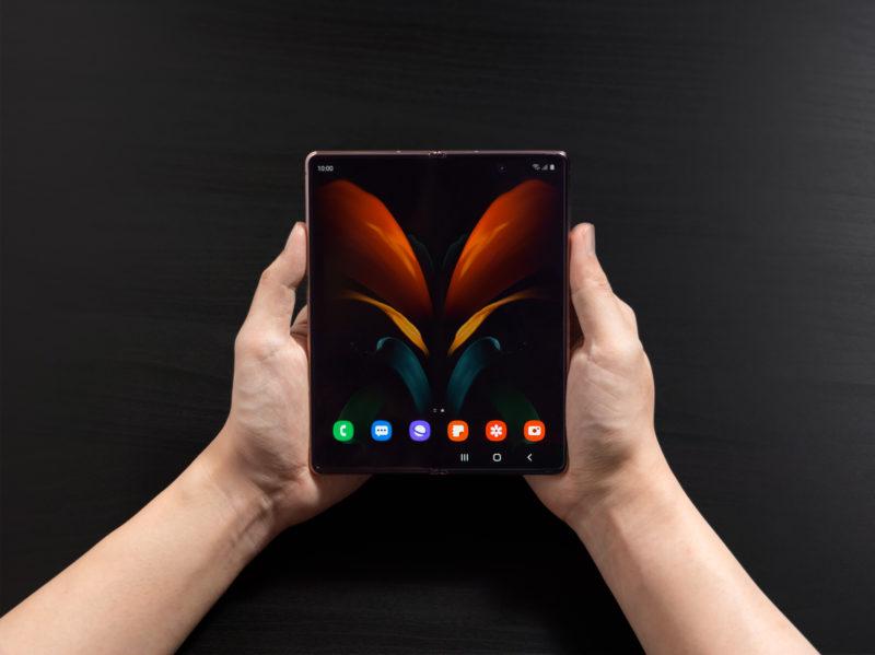 Nowy Galaxy Z Fold2 5G – zmieniamy kształt przyszłości