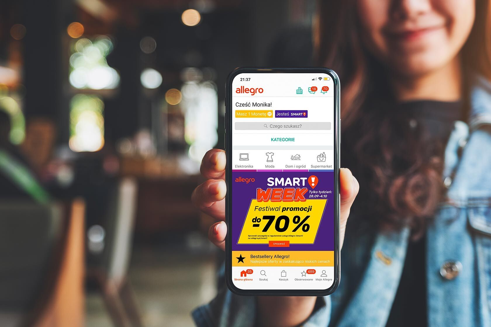 Startuje Allegro Smart! Week – największy festiwal promocji w Polsce