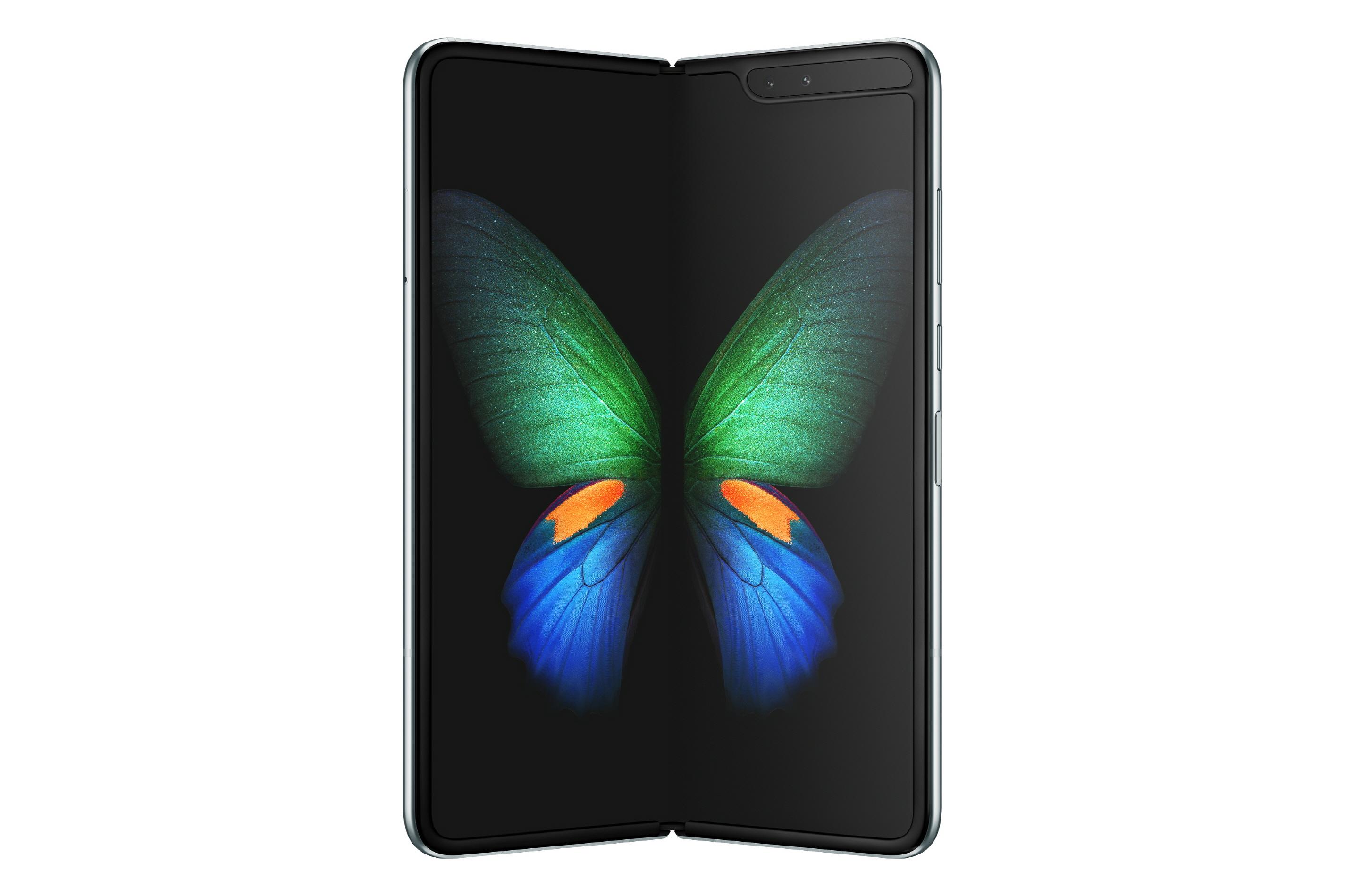 Samsung IDEA 2020 Bronze Award Galaxy Fold