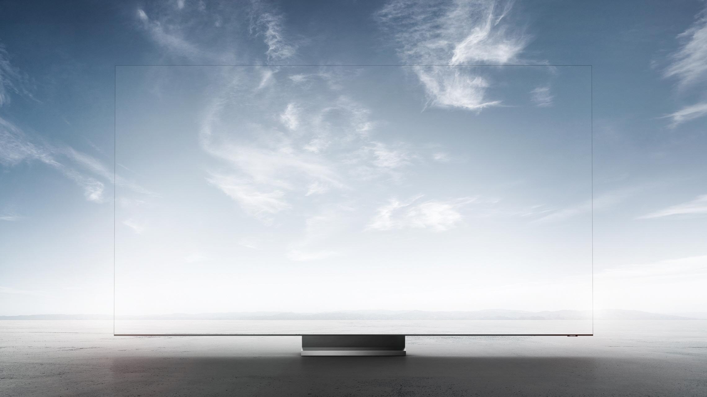Samsung IDEA 2020 Silver Award QLED 8K TV Q950TS