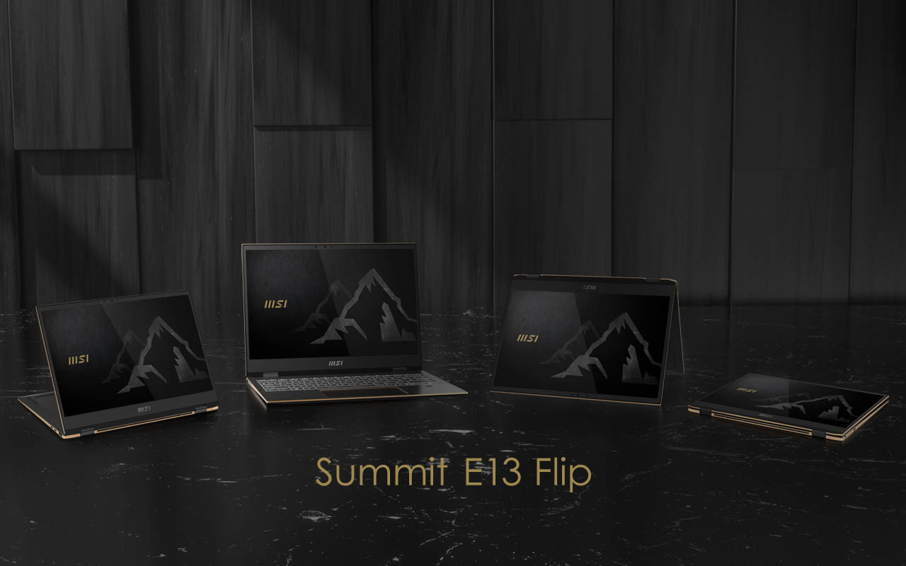 Summit E13 Flip