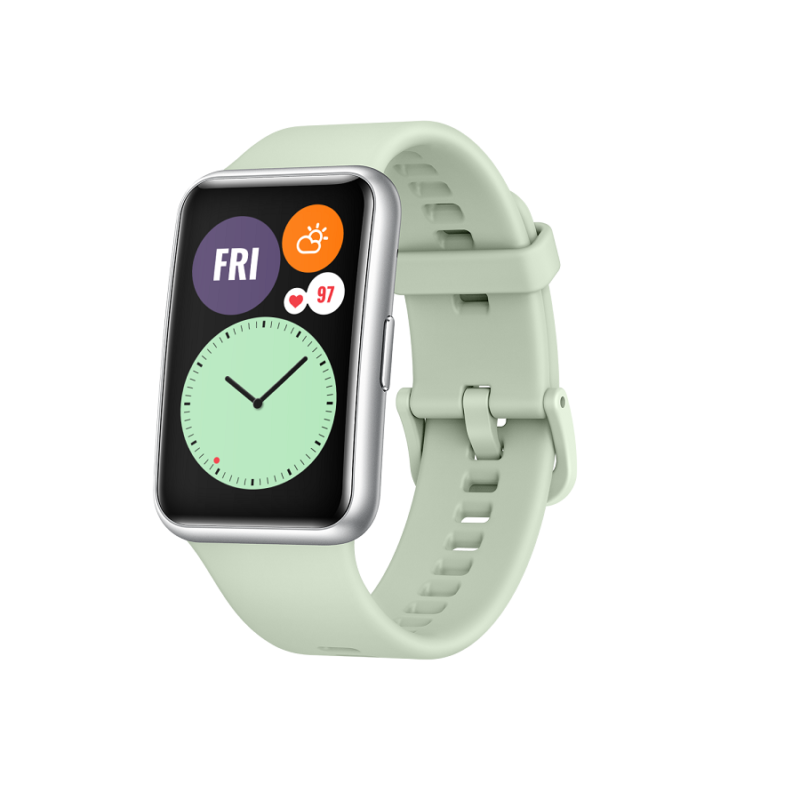 Huawei Watch Fit – inteligentny zegarek dla fanów fitnessu
