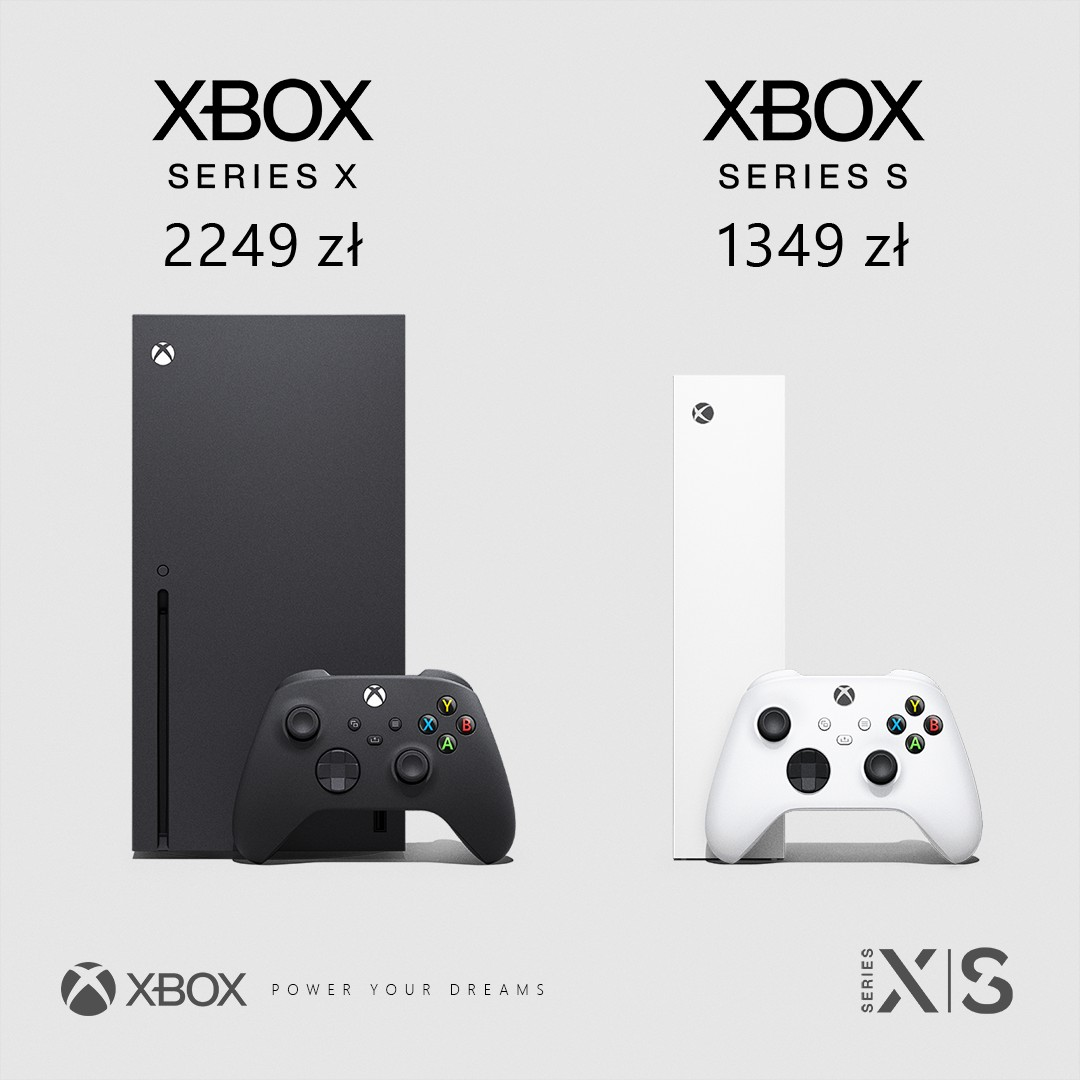 Xbox Series X S cena 1x1