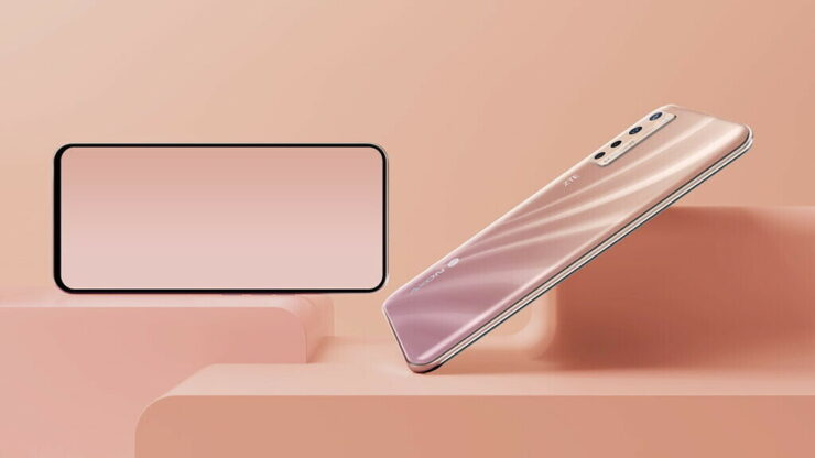 ZTE Axon 20 5G będzie pierwszym smartfone z kamerą pod ekranem