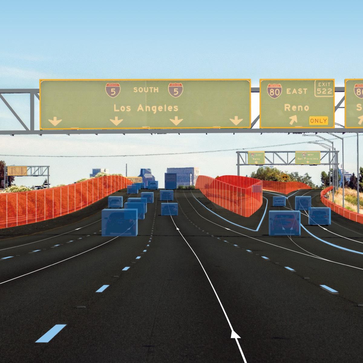 asset USE CASE Highway Pilot