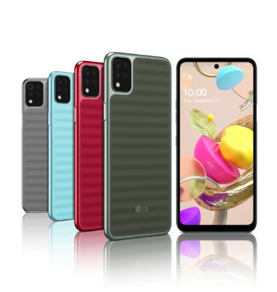 Nowe smartfony z serii K - znakomita wydajność i doskonałe wzornictwo