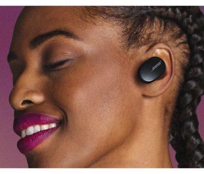 BOSE prezentuje quietcomfort earbuds oraz sport earbuds