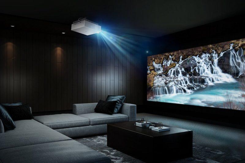 IFA 2020: Kino przeniesione do domu – LG prezentuje projektor LG CineBeam 4K UHD Laser