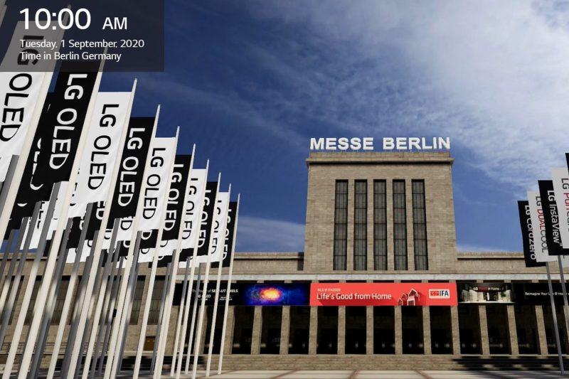 IFA 2020: LG zaprasza na wirtualną wystawę i prezentuje wizję domu idealnego