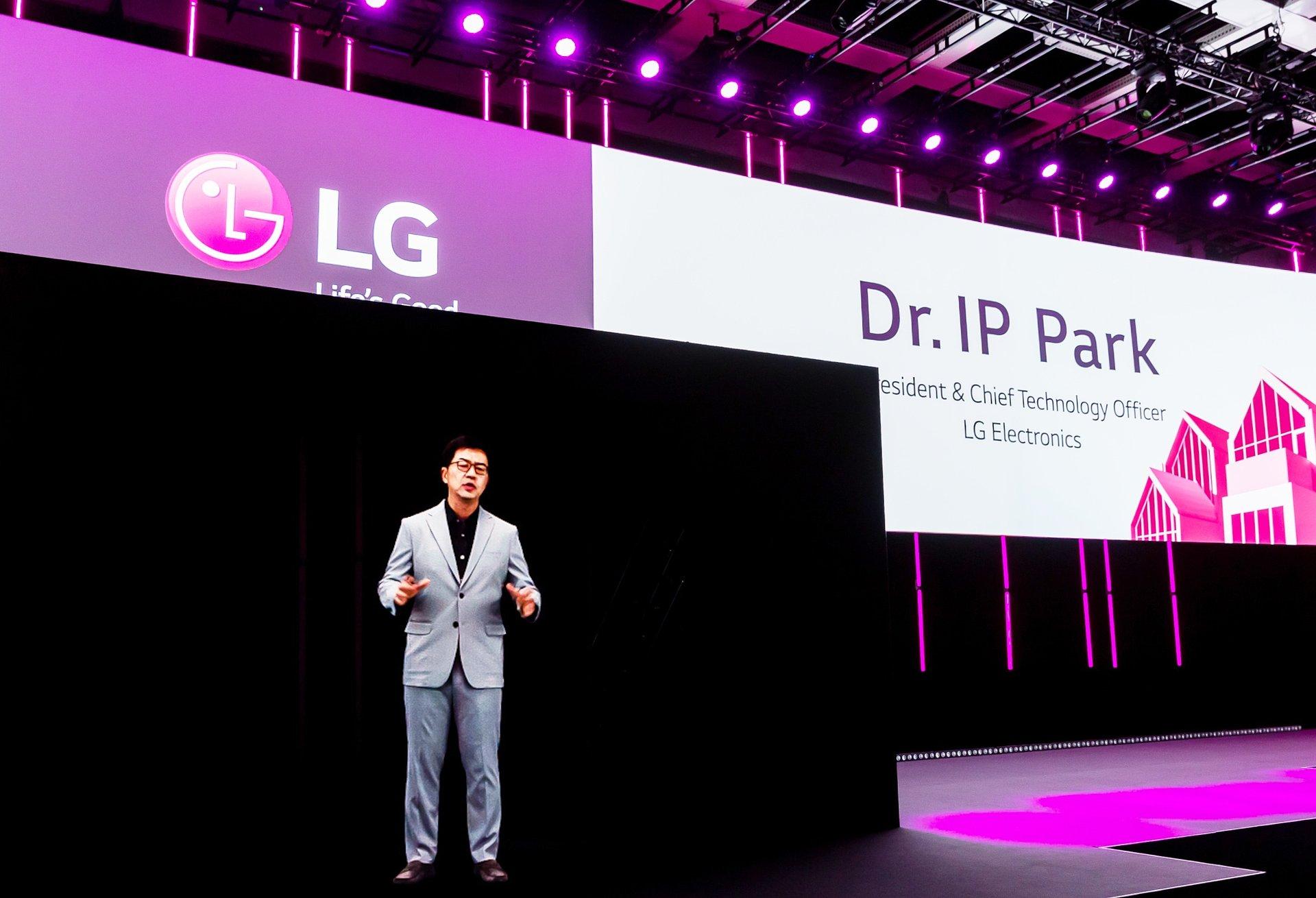 """IFA 2020: LG prezentuje wizję przyszłości pod hasłem """"Life's Good from Home"""""""