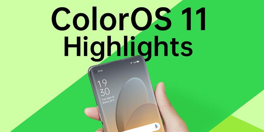 OPPO prezentuje pierwszą odsłonę ColorOS 11 – spersonalizowanego systemu opartego na Androidzie 11