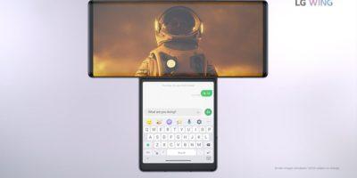 LG WING - nowa definicja użytecznego smartfona