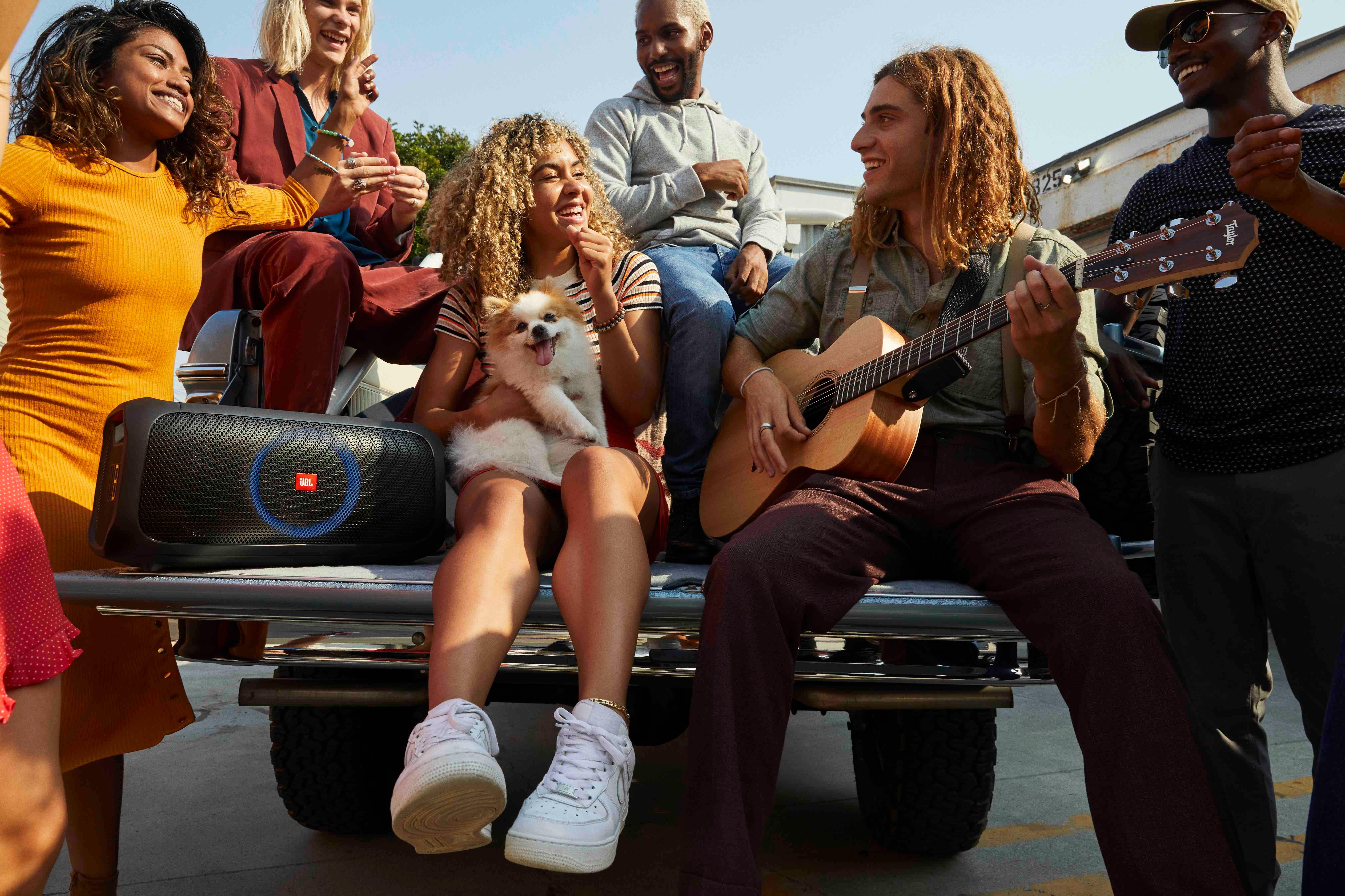 JBL Partybox OTG – przenośny głośnik imprezowy