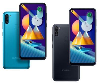 Galaxy M11 – nowy członek rodziny Samsung Galaxy M