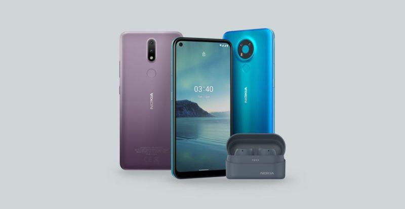 Inteligentne aparaty, wytrzymałe baterie i nordycki design – HMD Global prezentuje dwa smartfony Nokia