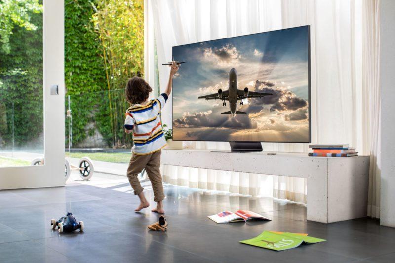 W 1,4 sekundy do pełnej mocy – telewizor QLED Q95T