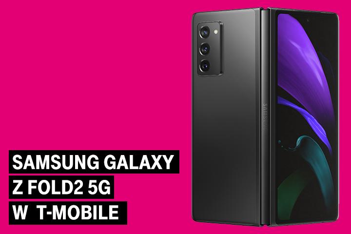 Samsung Galaxy Z Fold2 5G w przedsprzedaży T-Mobile