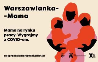 Rusza program Mama – Warszawianka na rynku pracy
