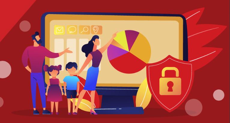 Obecna aktywność dzieci w Internecie wymaga wzmożonej uwagi ze strony rodziców