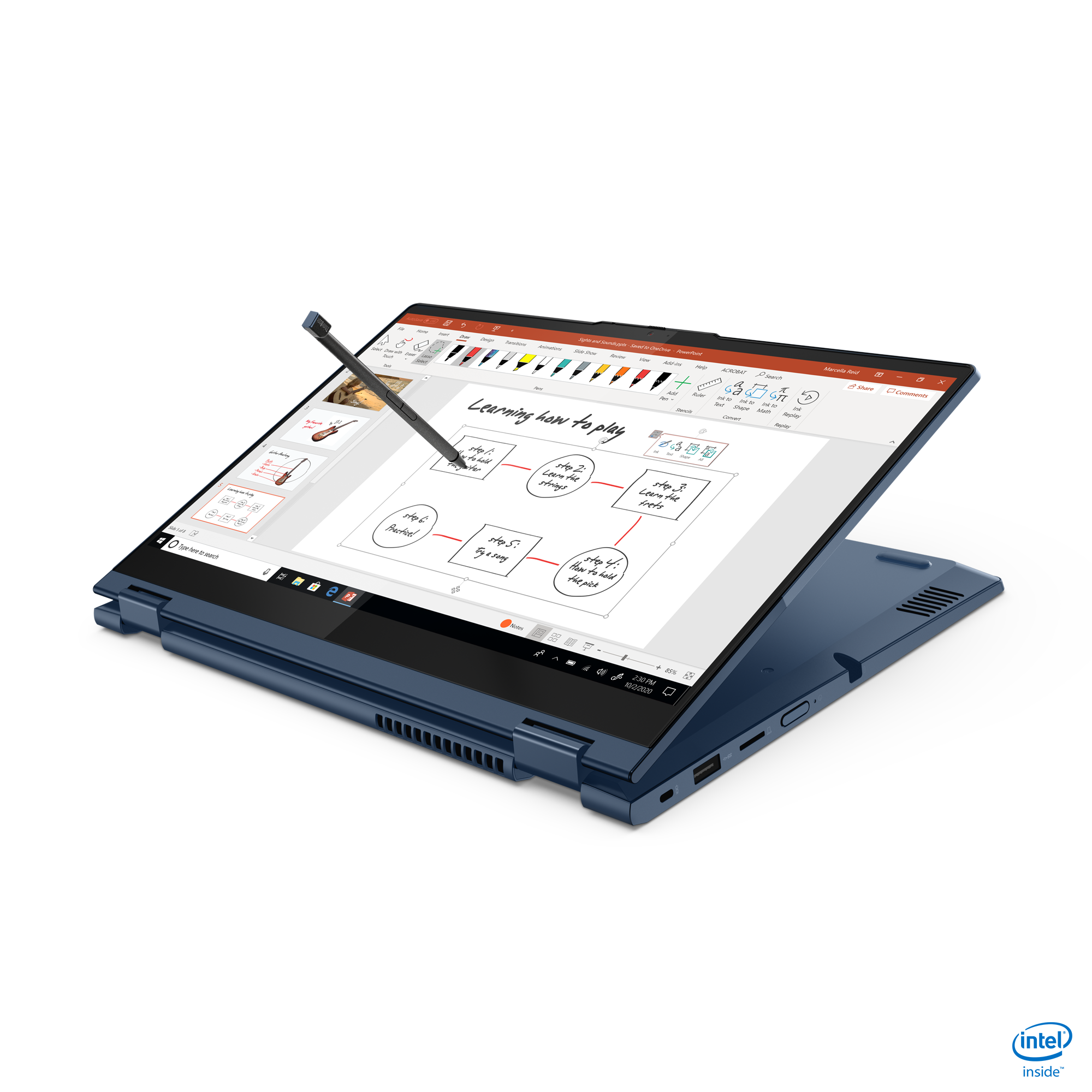 04 Thinkbook 14s Yoga Hero Tablet With Pen