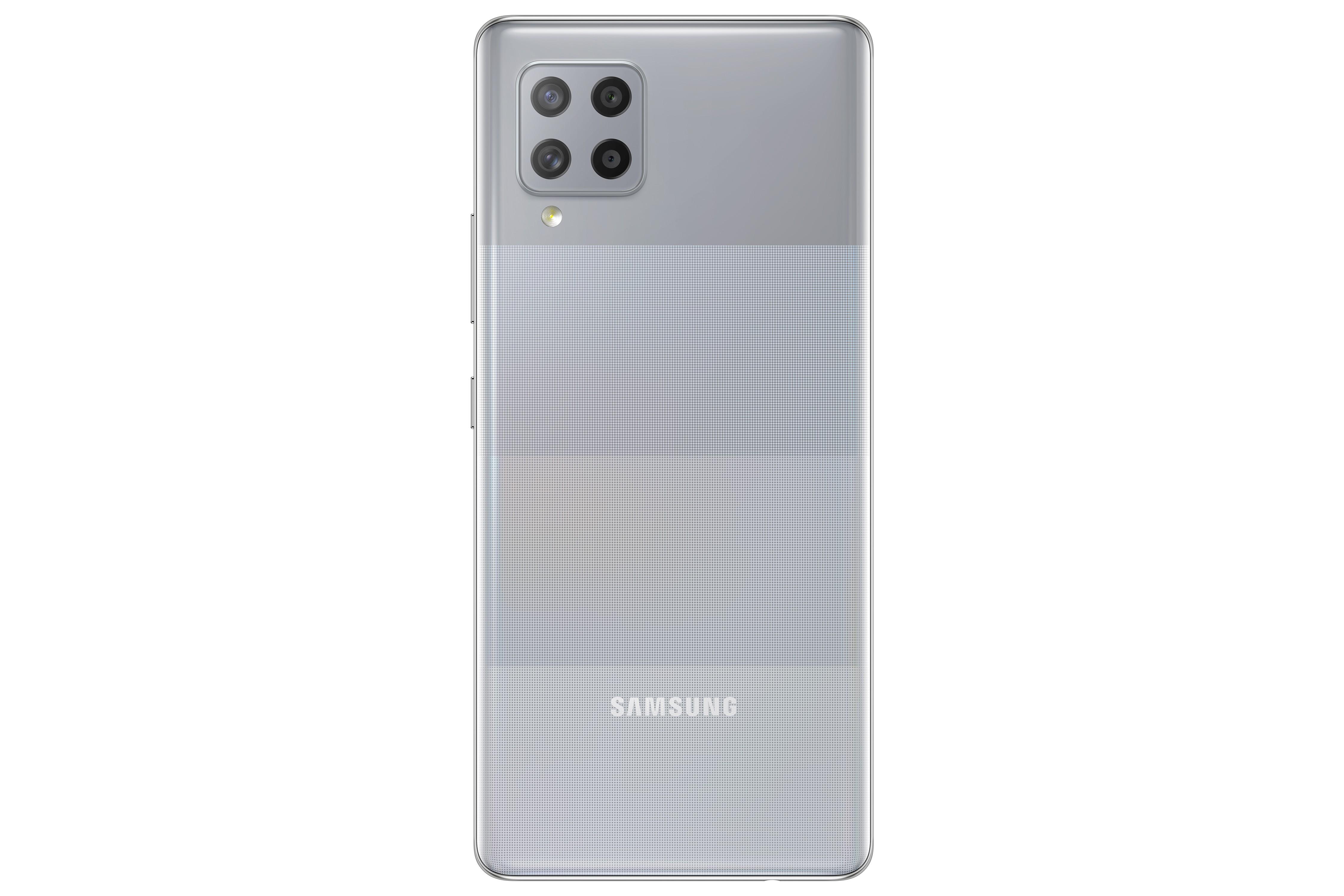 08 GalaxyA42 5G Gray Back