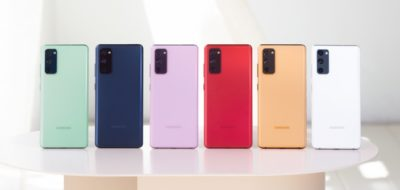 Galaxy S20 FE już dostępny w sprzedaży