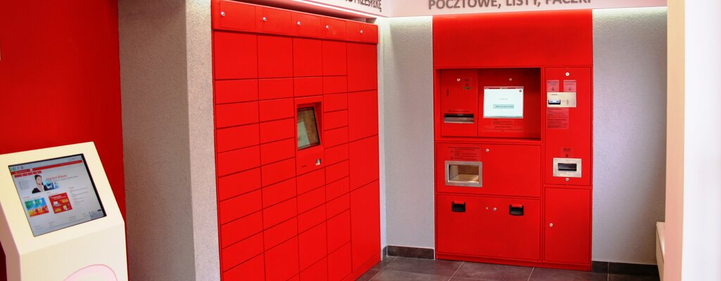 2 tys. zewnętrznych automatów do 2022 r - Poczta Polska rozbudowuje sieć