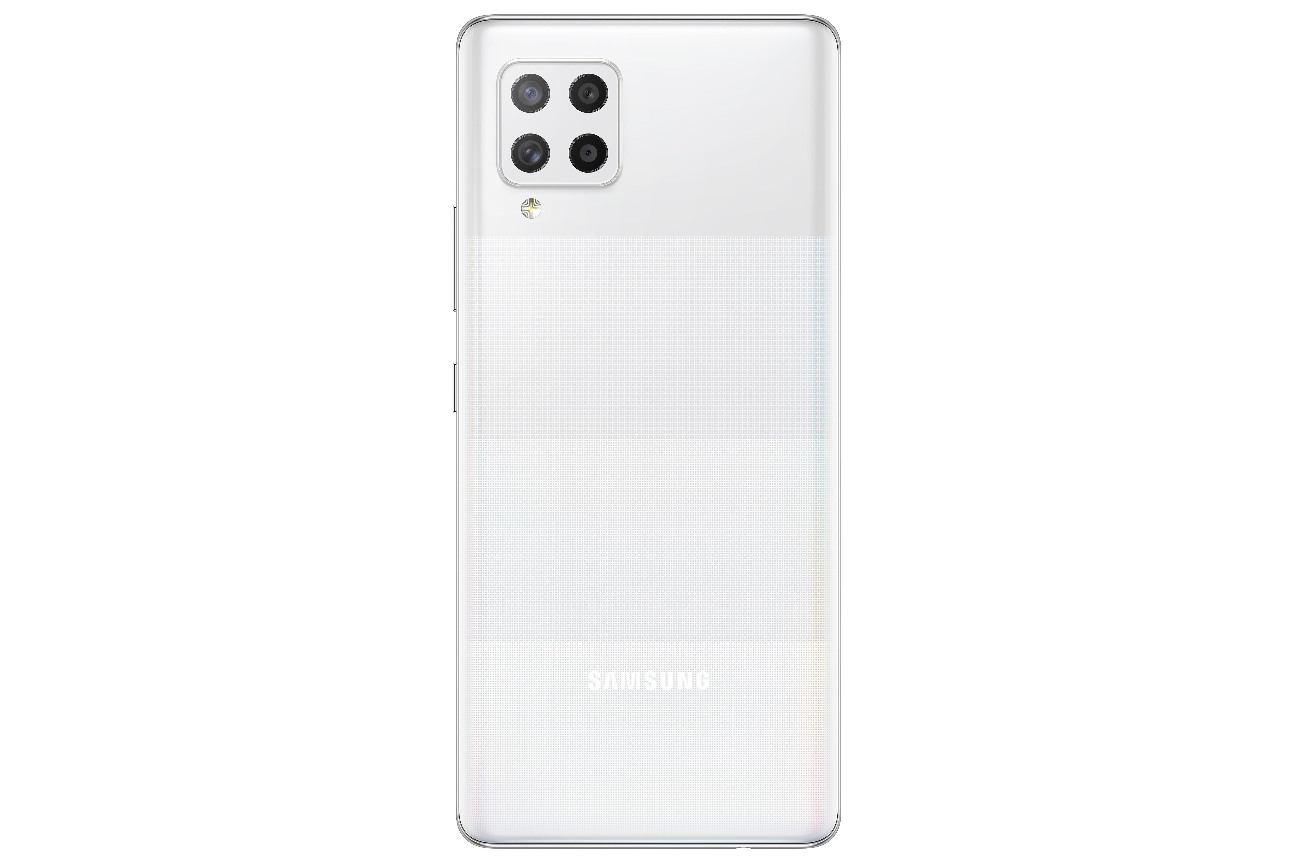14 GalaxyA42 5G White Back