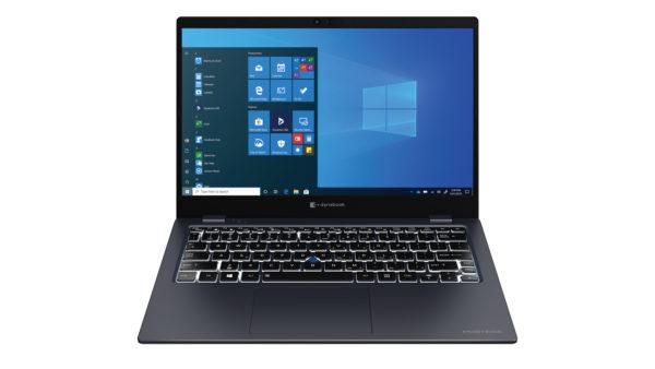 Laptopy Dynabook klasy premium z procesorami Intel® jedenastej generacji