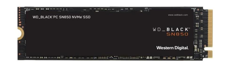 WD_BLACK SN850 NVMe SSD