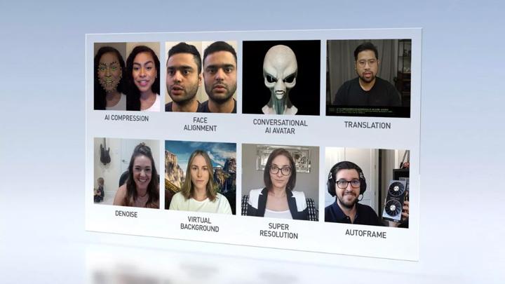 Nvidia ogłosiła rewolucję w rozmowach wideo