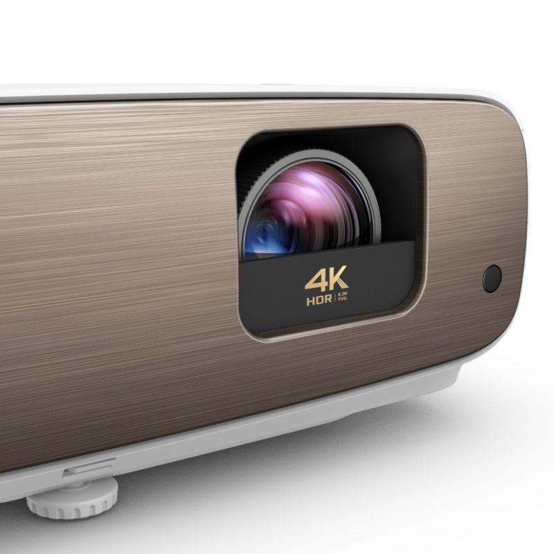 BenQ W2700 special lens 4K