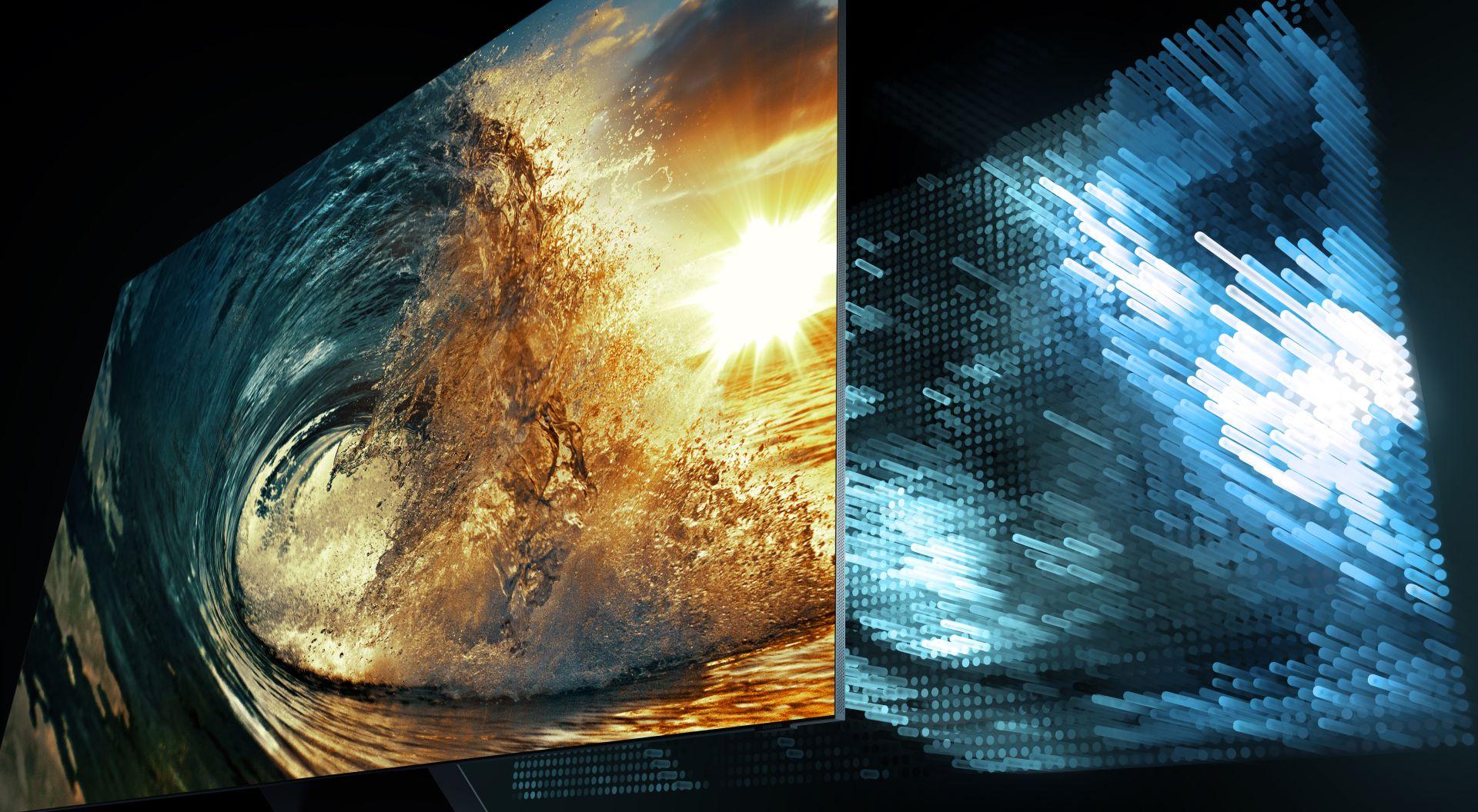 Samsung rozwija technologię QLED