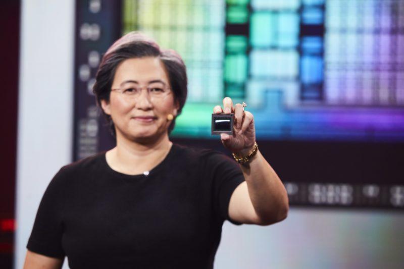 Dr. Lisa Su On Stage 6