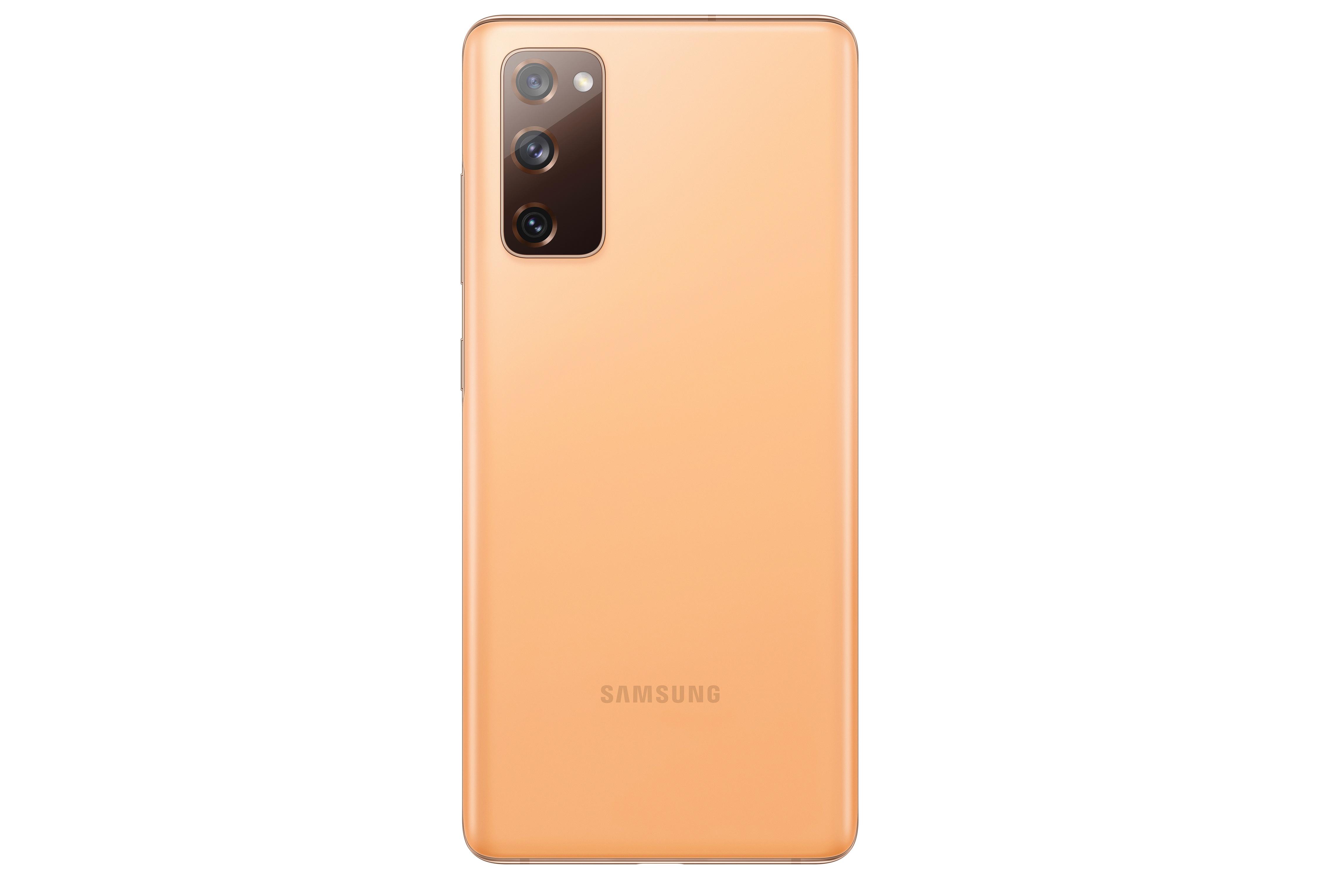 Galaxy S20 FE Cloud Orange
