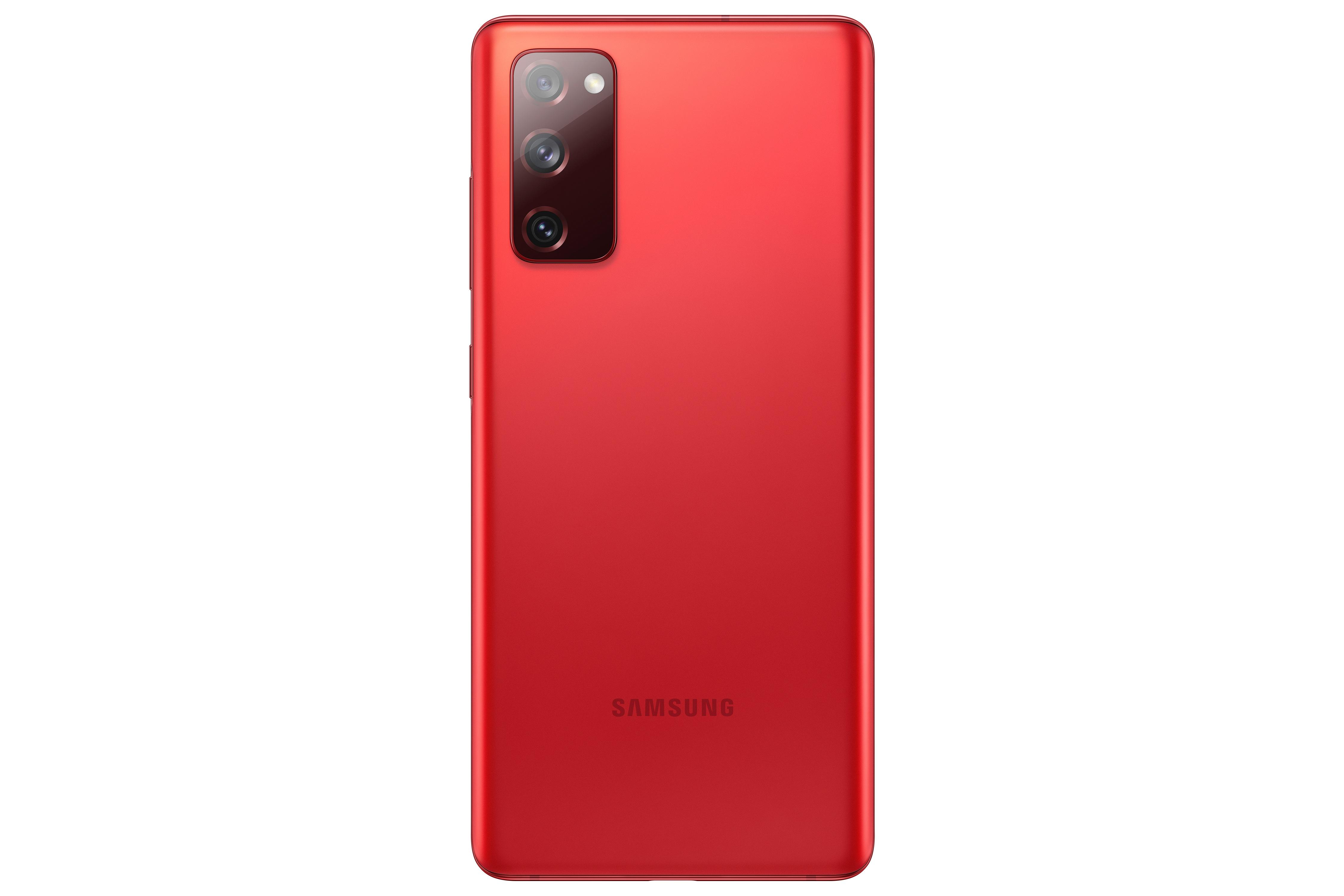 Galaxy S20 FE Cloud Red