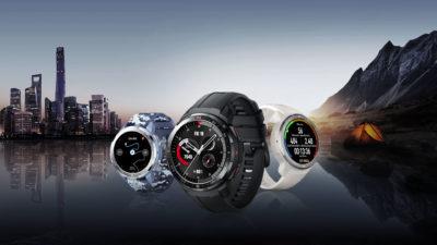 Nowe smartwatche HONOR Watch GS Pro i HONOR Watch ES debiutują w Polsce